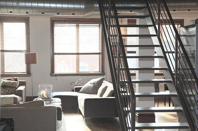 Tipos de escaleras ideales para cualquier espacio